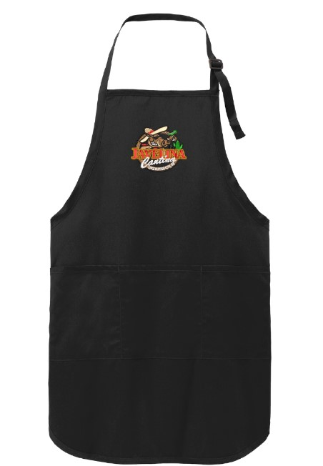 Javelina Cantina Busser Apron in Lake Havasu City
