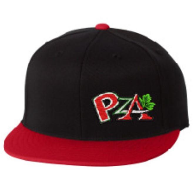 PZA Pizzeria Flat Bill Cap in Lake Havasu City