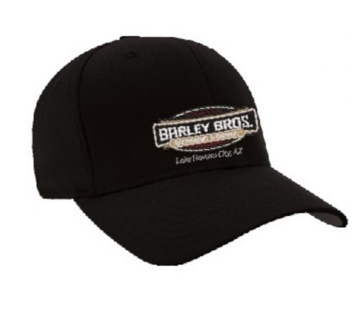 Barley Brothers Flexfit Hat in Lake Havasu City