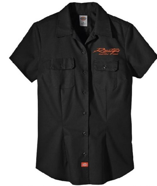 Rusty's Ladies Dickies Button Up in Lake Havasu City
