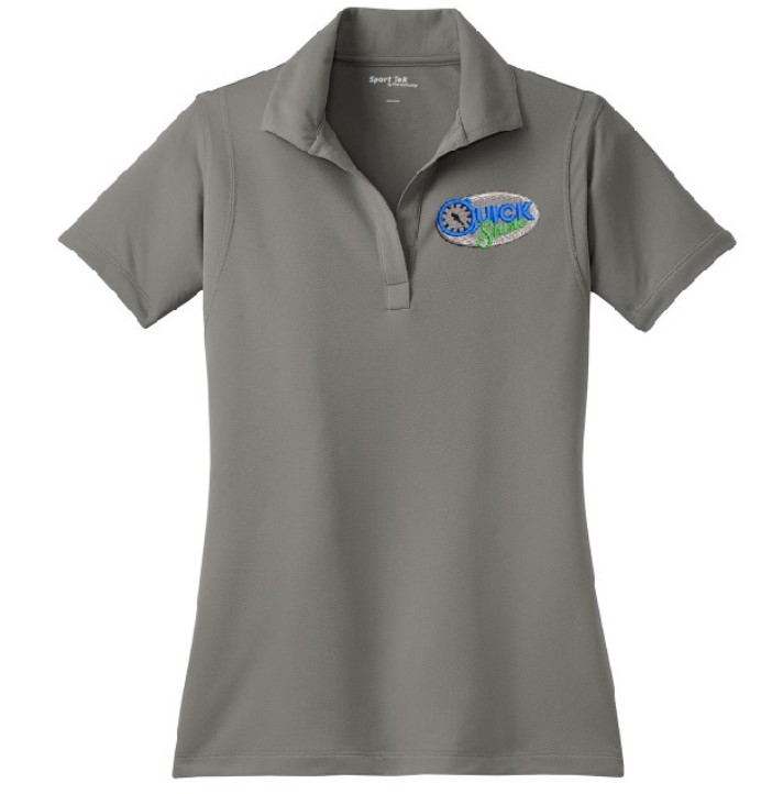 Quick Shine Ladies Sport Tek Polo Embroidered in Lake Havasu City