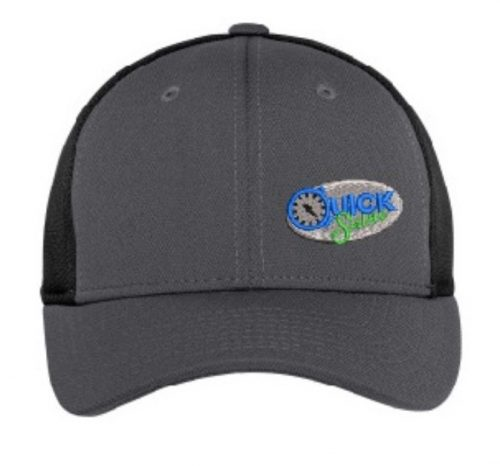 Quick Shine Port Authority Mesh Cap in Lake Havasu City