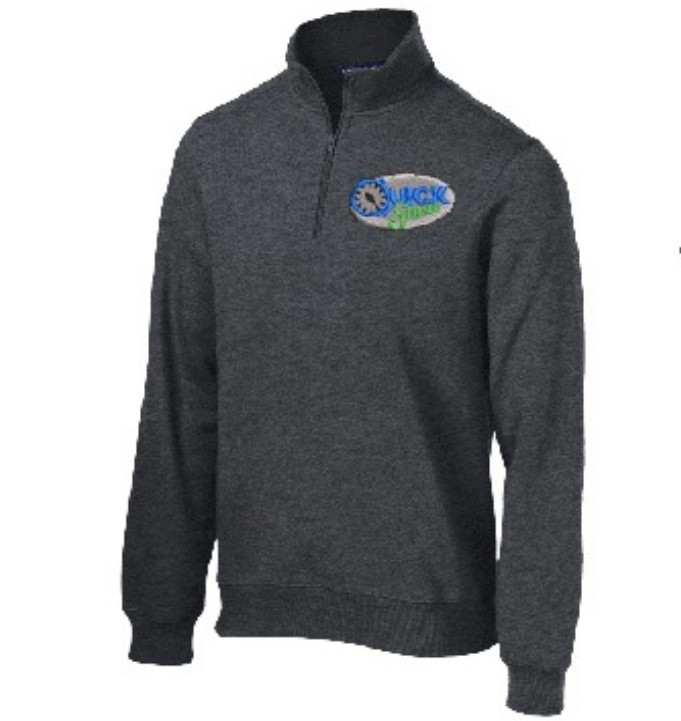 Quick Shine Port Authority Sweatshirt (Embroidered) In Lake Havasu City
