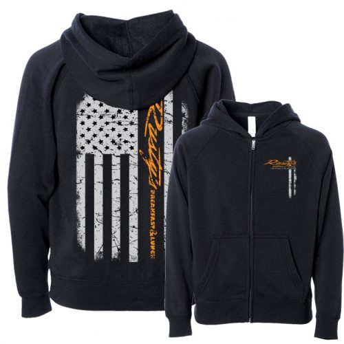 Rusty's Port And Co Zip Up Sweatshirt in Lake Havasu City