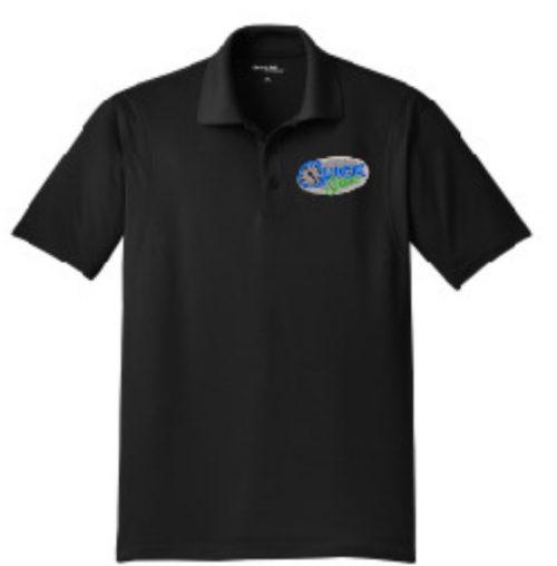 Quick Shine Sport Tek Polo BLK Embroidered in Lake Havasu City