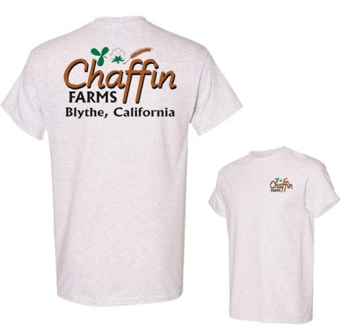 Chaffin Farms Unisex Performance Tee Ash in Lake Havasu City