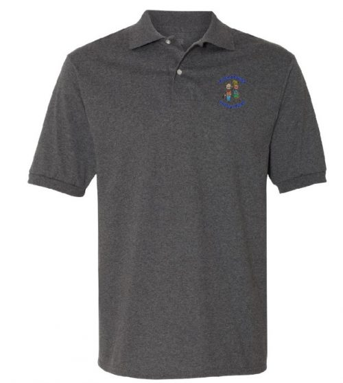 Milemarkers Therapy Unisex Polo in Lake Havasu City