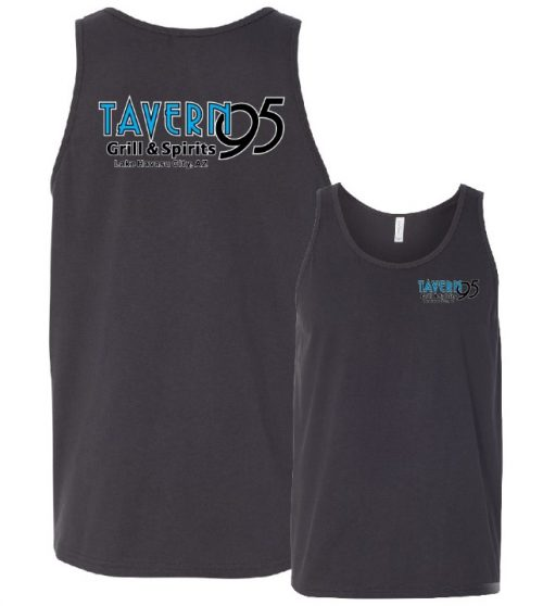 Tavern 95 Unisex Tank- Dark grey in Lake Havasu City